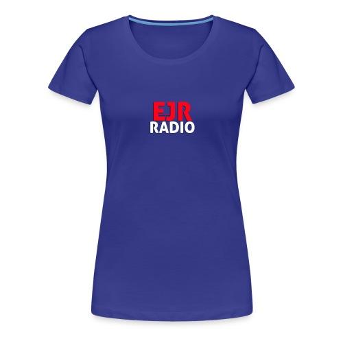 EJR_Words_Logo - Women's Premium T-Shirt