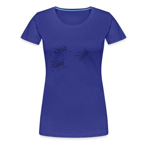 Ants - Women's Premium T-Shirt