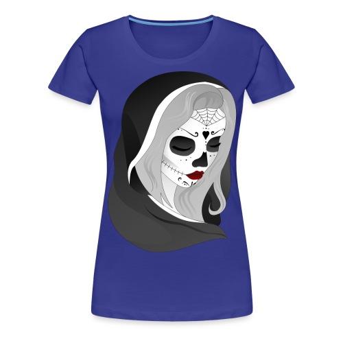 La Catrina - Frauen Premium T-Shirt