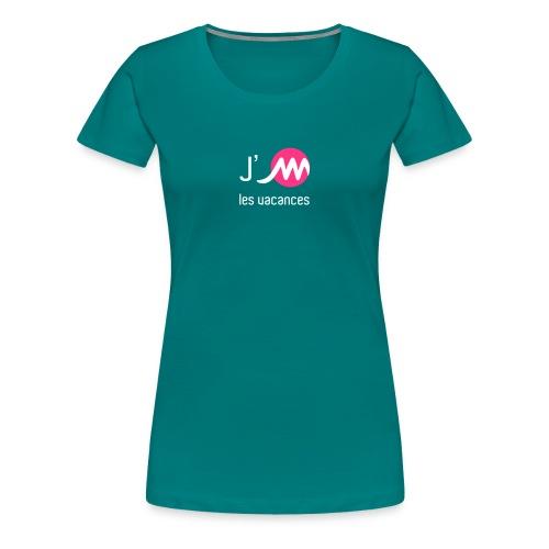 TEE SHIRTMARMARAJAIME3 - T-shirt Premium Femme