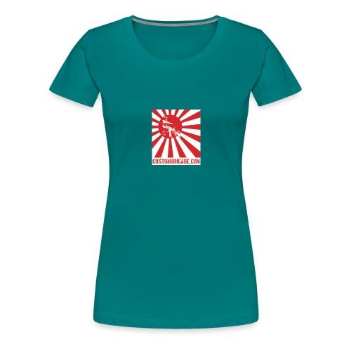 Banzai - T-shirt Premium Femme