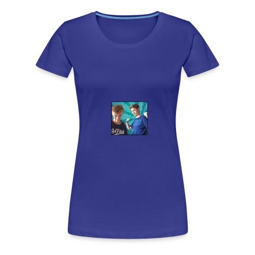 196786 455488387807194 76402097 n jpg - Dame premium T-shirt