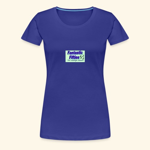 The nostalgia station - Women's Premium T-Shirt