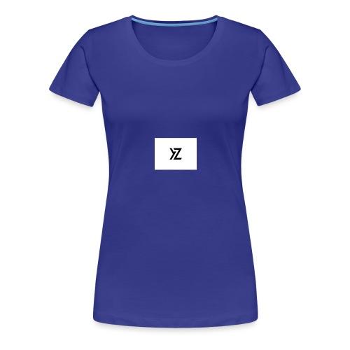 YZ T-shirt - T-shirt Premium Femme