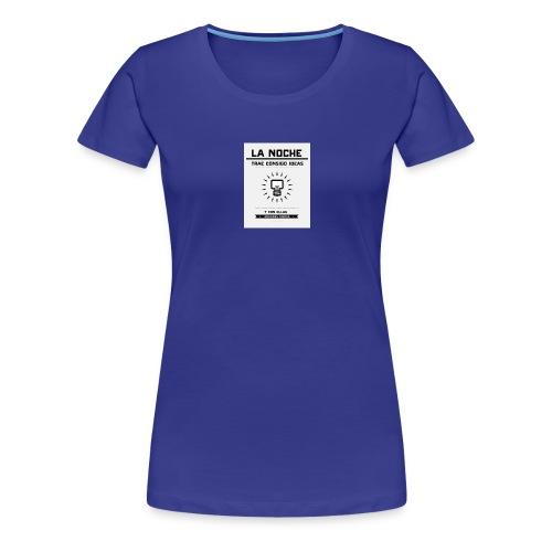 Piensa, Crea y Visualizar tu meta. - Camiseta premium mujer