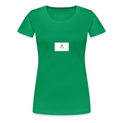 peng_parra - Dame premium T-shirt