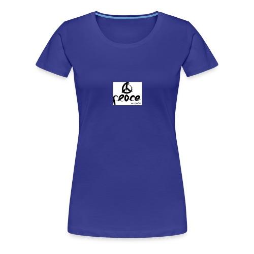 Peace_recordzz_Prod - Frauen Premium T-Shirt
