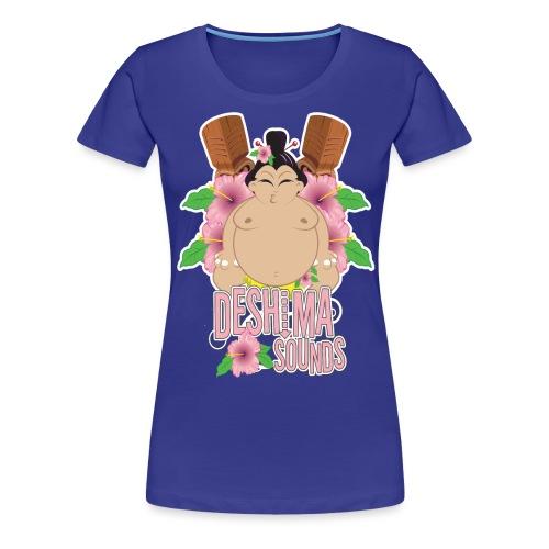 Deshima Sounds 08 2012 - Women's Premium T-Shirt