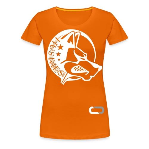 CORED Emblem - Women's Premium T-Shirt