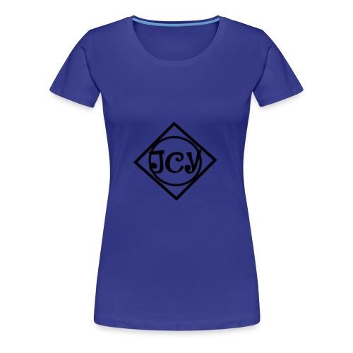 JCYHD Logo - Frauen Premium T-Shirt