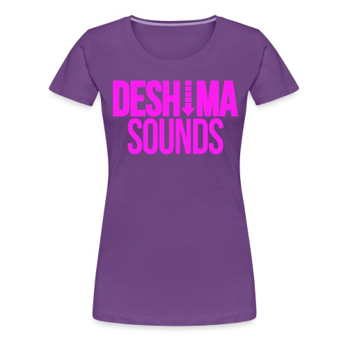 Fuchsia - Women's Premium T-Shirt