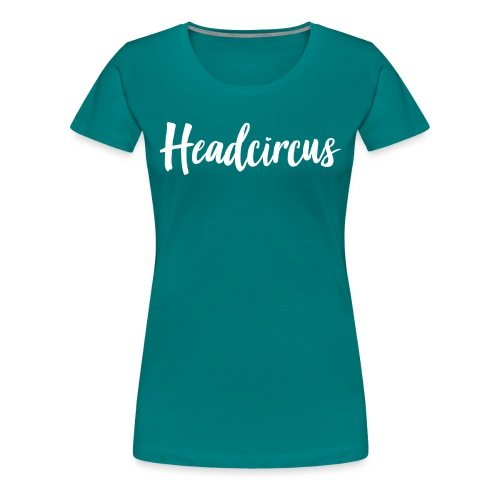 headcircus Weiß png - Frauen Premium T-Shirt