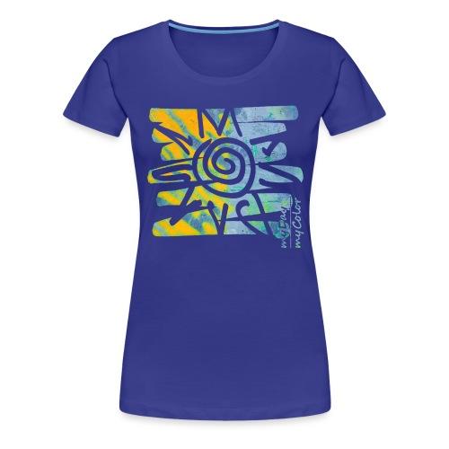SunRise - Frauen Premium T-Shirt