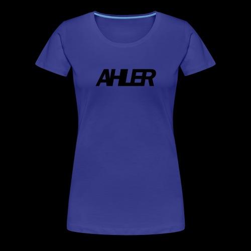 Ahler - Dame premium T-shirt
