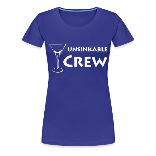 unsinkablecrew - Frauen Premium T-Shirt