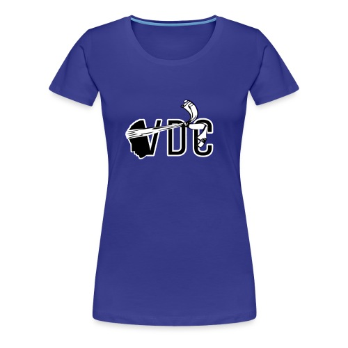 Voce di Corsica logo 2 - T-shirt Premium Femme