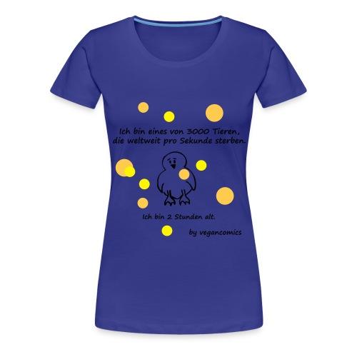 kueken - Frauen Premium T-Shirt