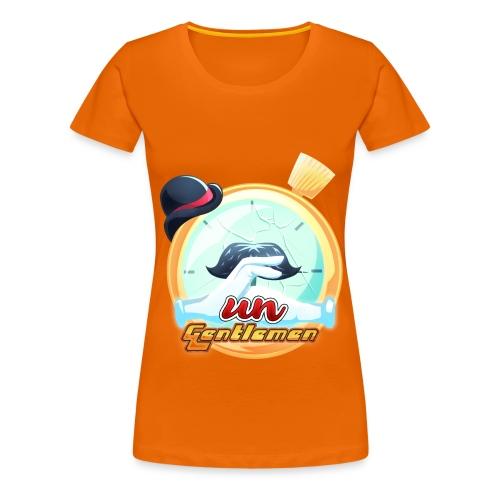 The UnGentlemen - Women's Premium T-Shirt
