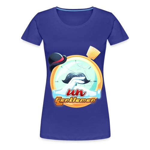 The UnGentlemen - Women's Premium T-Shirt