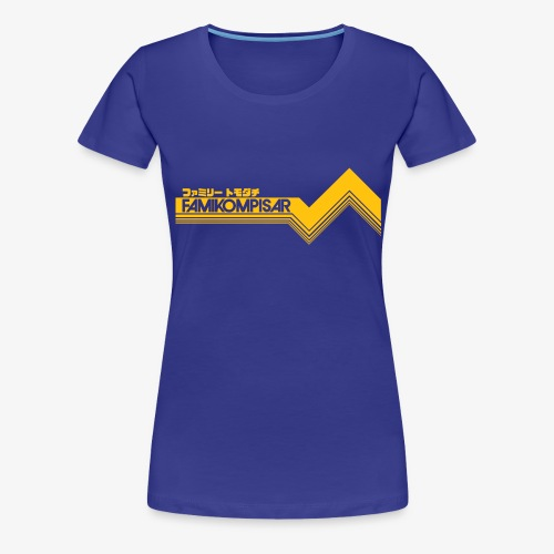 FK png - Premium-T-shirt dam