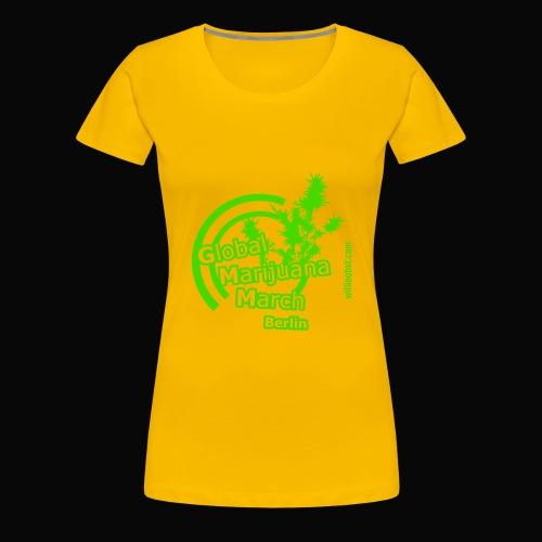 Berlin - Frauen Premium T-Shirt