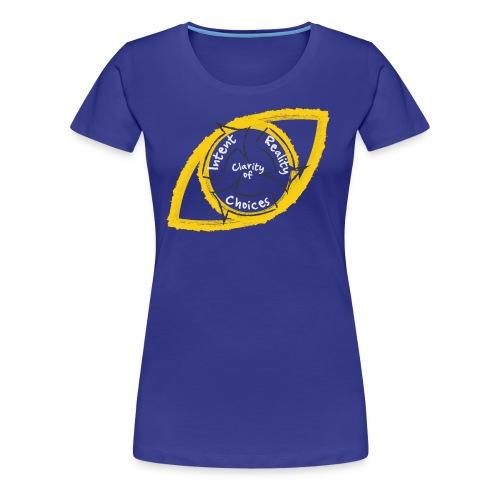 TrustTemenos Academy - Women's Premium T-Shirt