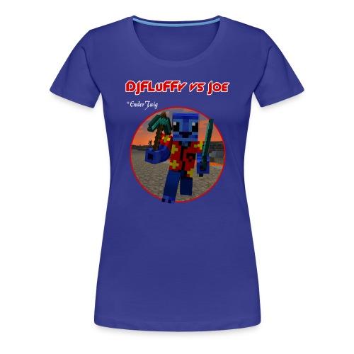 The FLuFFer - Vrouwen Premium T-shirt