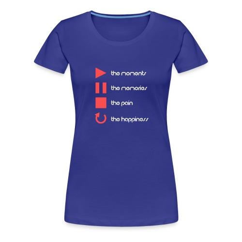 P. P. S. R. Bright Mango - Women's Premium T-Shirt