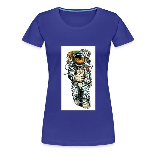 Astronaut png - Women's Premium T-Shirt