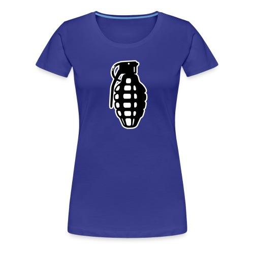 granate - Vrouwen Premium T-shirt