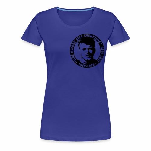 SIDE BEFORE SELF - Women's Premium T-Shirt