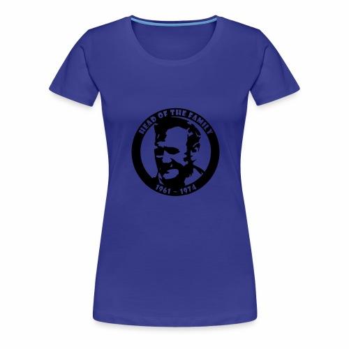 HEAD OF THE FAMILY - Women's Premium T-Shirt
