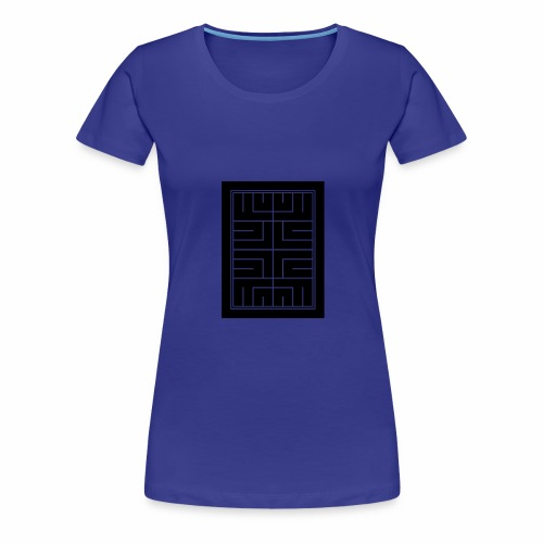 LUFC EDGE - Women's Premium T-Shirt
