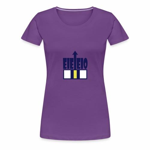 EIEIEIO - Women's Premium T-Shirt