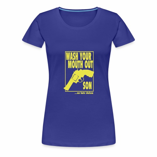 WASH II - Women's Premium T-Shirt