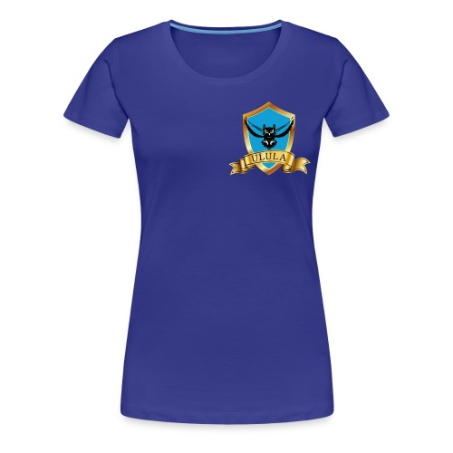 ululaclipart gif - T-shirt Premium Femme