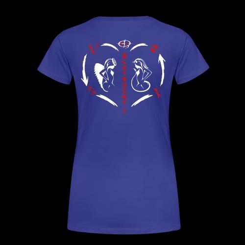 GLUTSUCHT - WOMEN FASHION COLLECTION - Frauen Premium T-Shirt