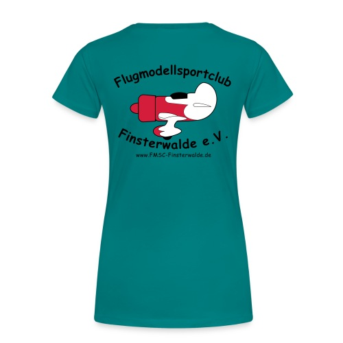 FMSC-Logo - Frauen Premium T-Shirt