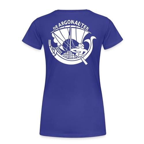 Argonauten logo - Vrouwen Premium T-shirt