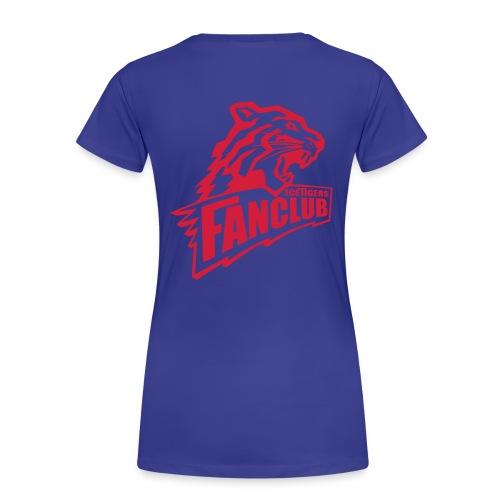 logofin - Frauen Premium T-Shirt