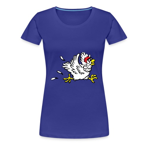 hendl 01 png - Frauen Premium T-Shirt