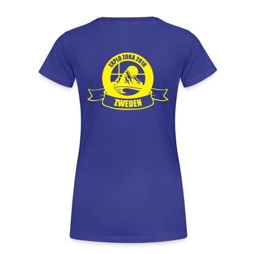 ZOKA Zweden - Vrouwen Premium T-shirt