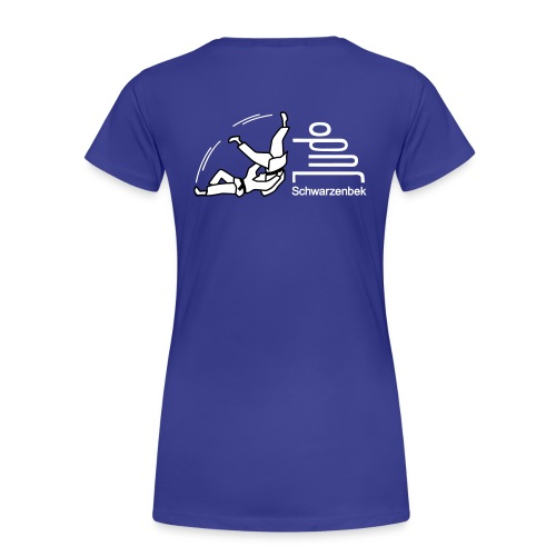 Judo Schwarzenbek - Frauen Premium T-Shirt