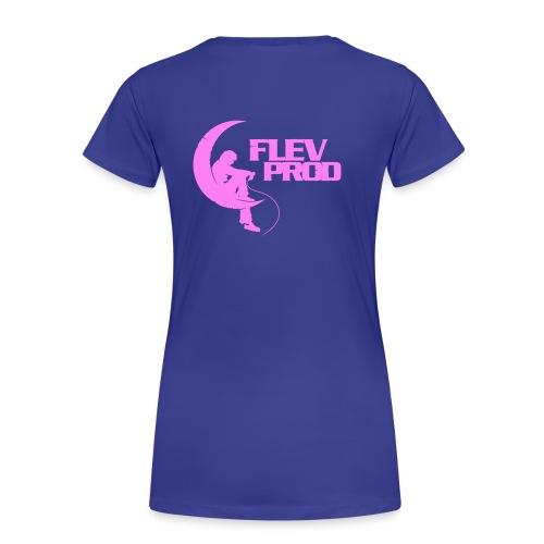 Flevprod Ladies - T-shirt Premium Femme