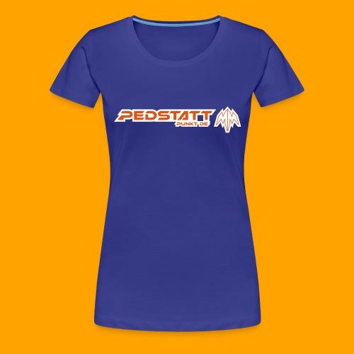 Pedstatt_LogoMashup_006 - Frauen Premium T-Shirt