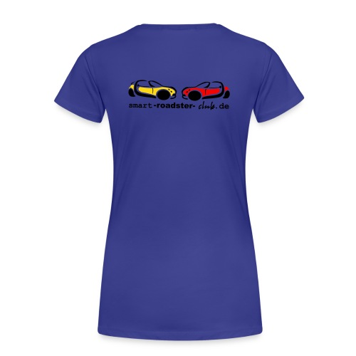 smart - Frauen Premium T-Shirt