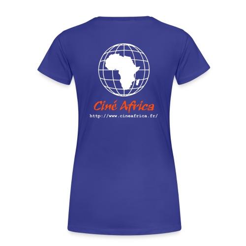 logo fin copie - T-shirt Premium Femme