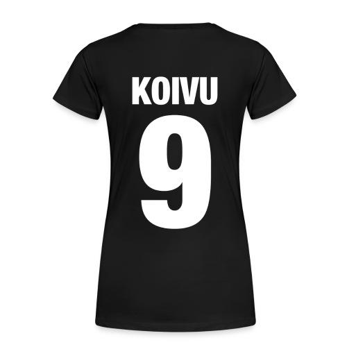 koivu9 - Naisten premium t-paita