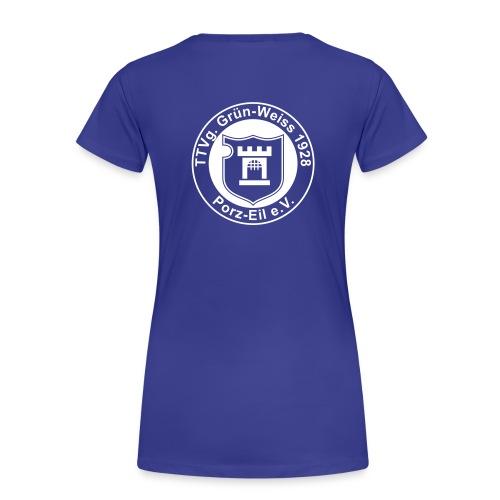 gw eil logo cs2 - Frauen Premium T-Shirt