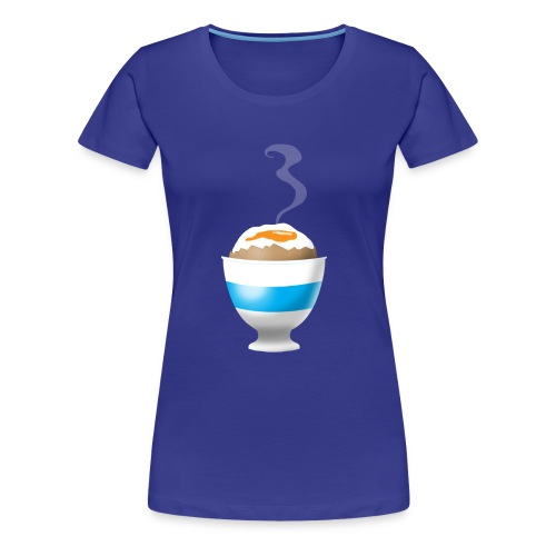 Boiled Egg - Women's Premium T-Shirt